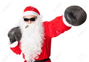 22896671-Santa-Claus-wearing-sunglasses-with-boxing-glove-smoking-a-cigar-isolated-on-white-background--Stock-Photo