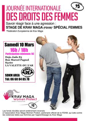 Affiche KMWP - SDKM AREA - 2018